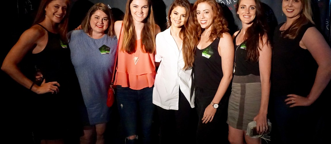 GALERIA: Todas las fotos de los Meet and Greet del Revival Tour
