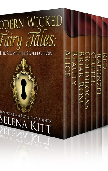 Modern Wicked Fairy Tales: A Collection