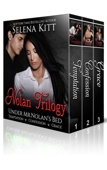 Under Mr. Nolan's Bed Boxed Set
