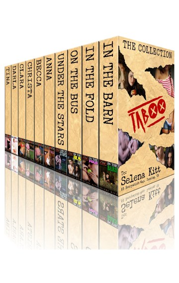 Taboo: The Collection Box Set