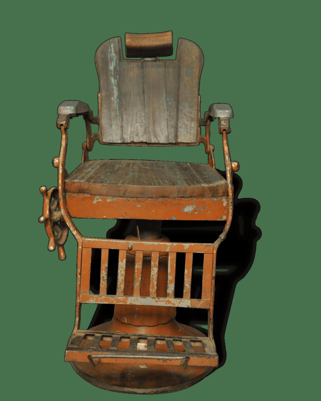 Chaise De Barbier Chaise Barbier Vintage With Chaise De