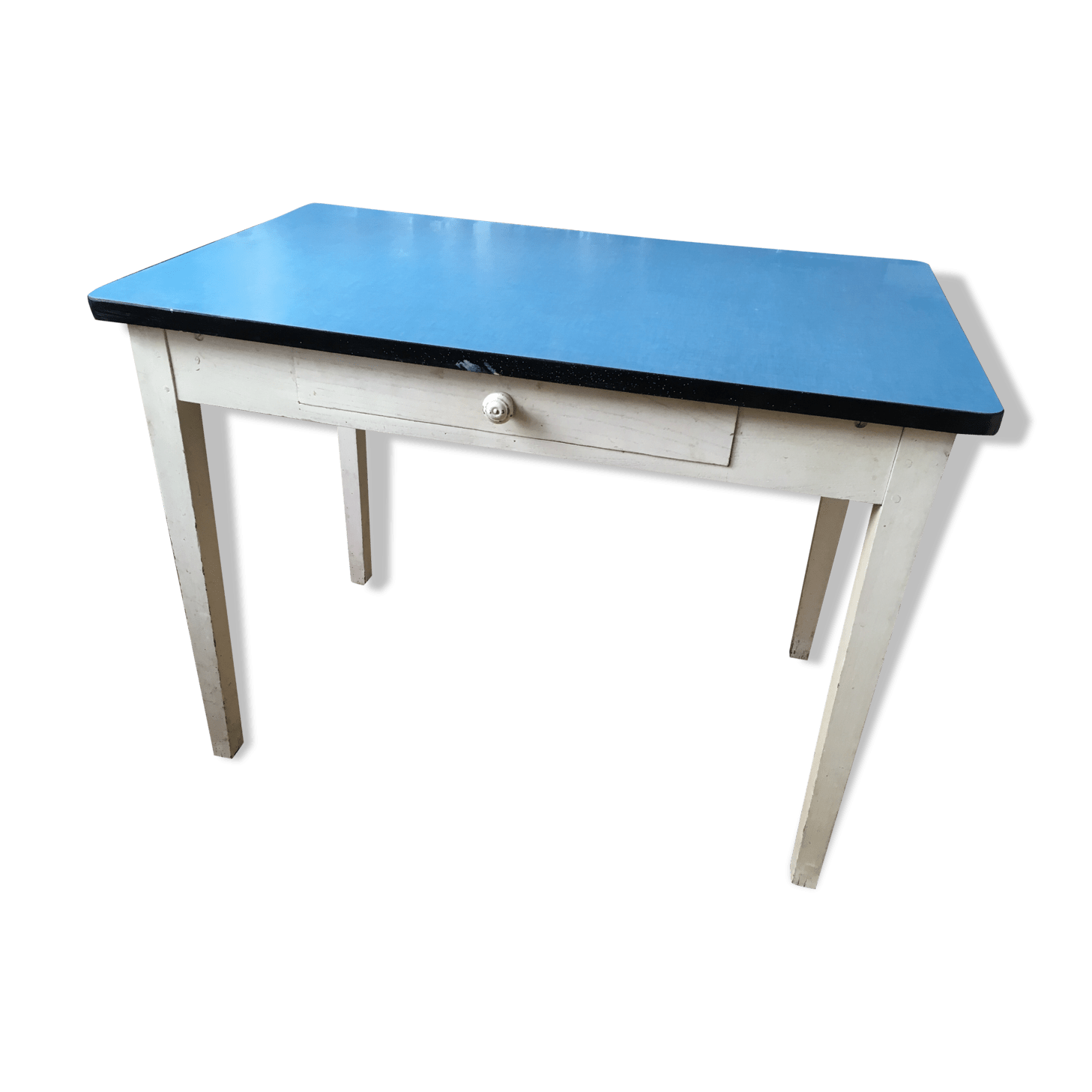 Table Cuisine Vintage Good Cool Table Ronde Pliante En
