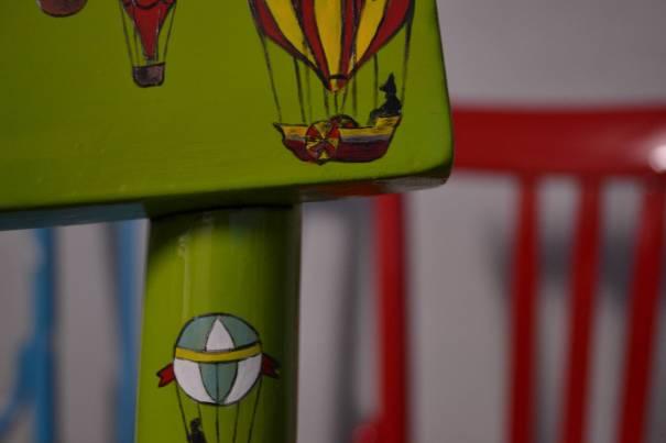 sedia-mongolfiere