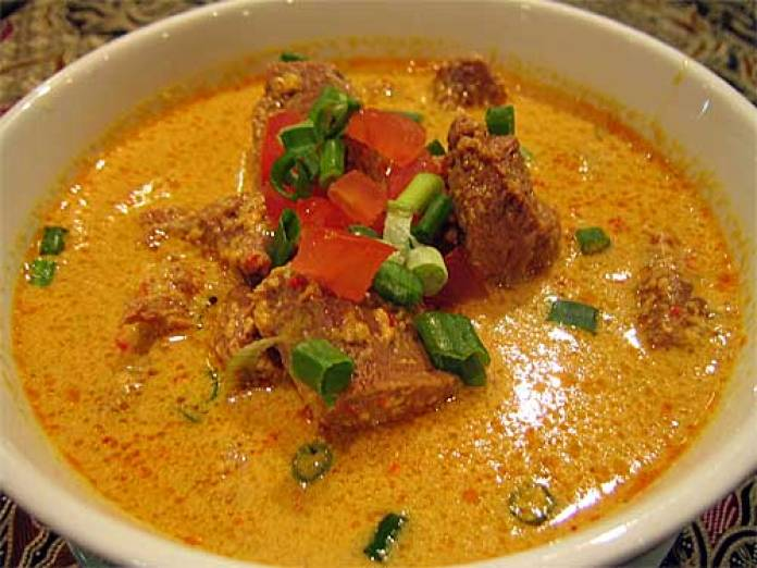 Image result for sop kambing santan