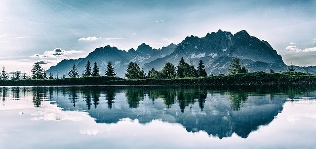 pristine reflections