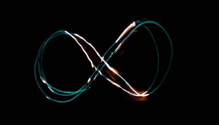 Infinite energetic being