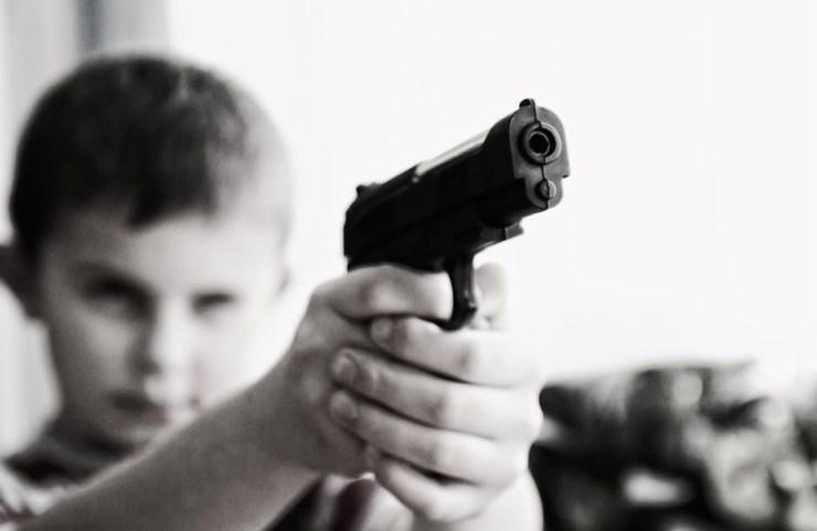 Kill the gun culture