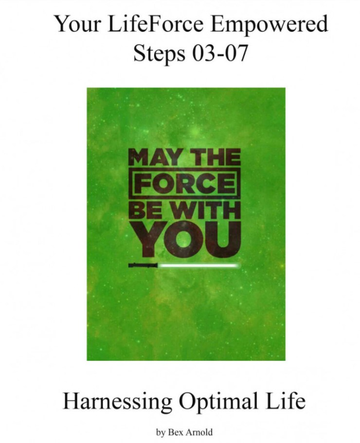 Your life force wins