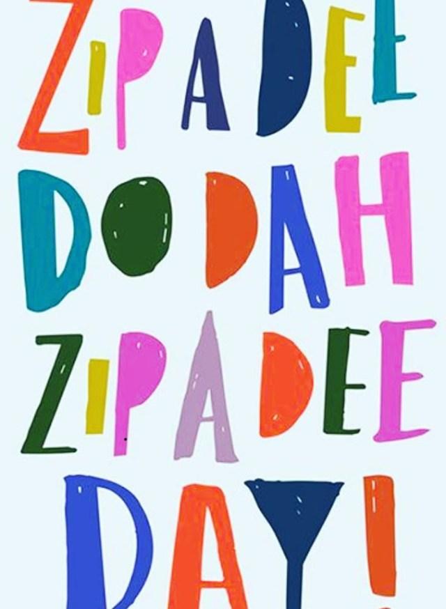 Zipadoodaday