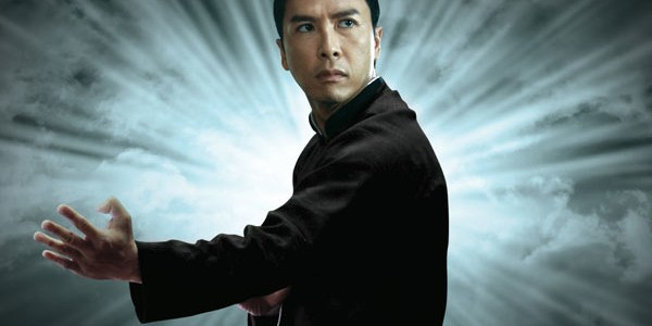 A vida do Donnie Yen