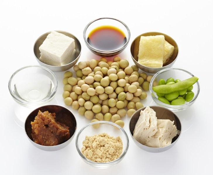 大豆製品の画像