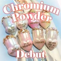 松田ようこ先生のクロムパウダーの使い方(Yoko Matsuda use of chromium powder)