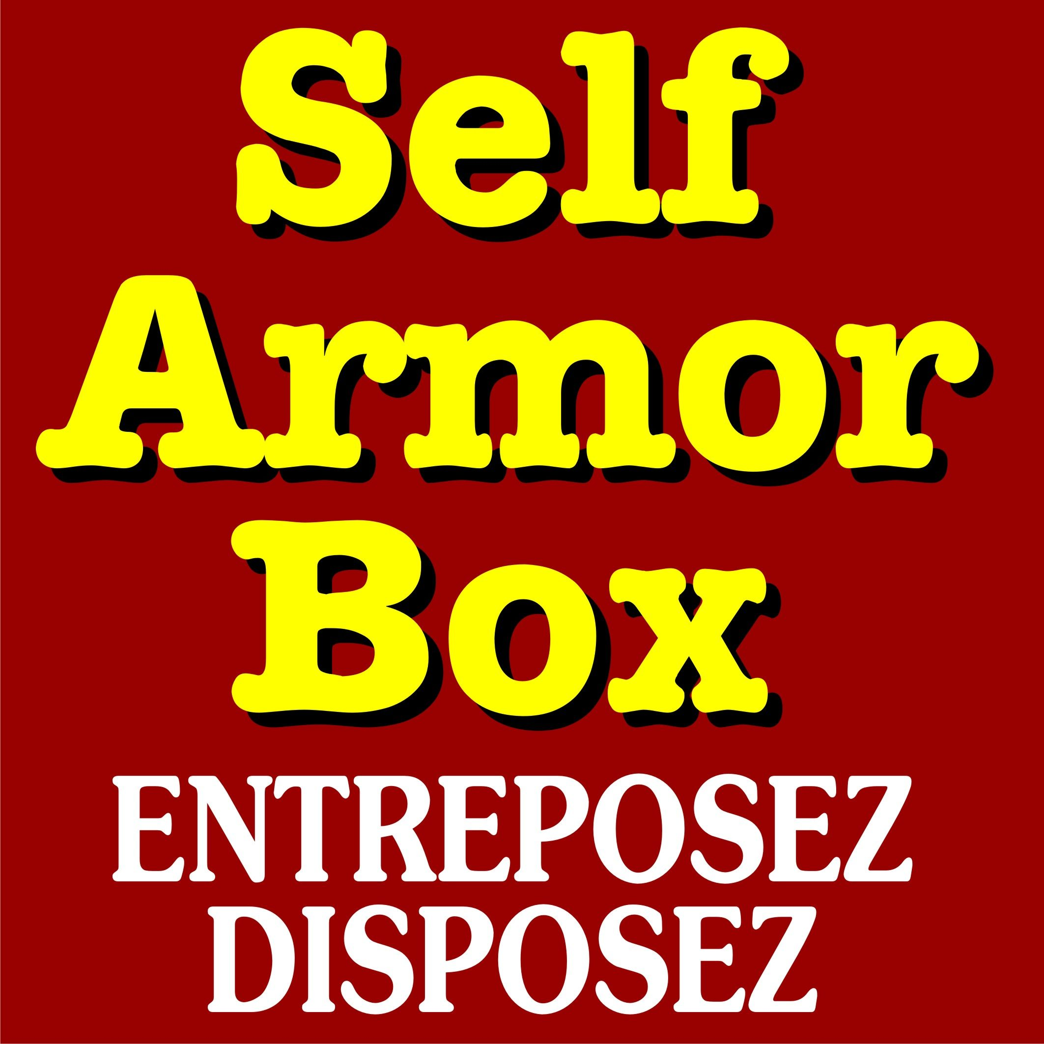 Self Armor Box déménagement