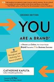 you are a brand books