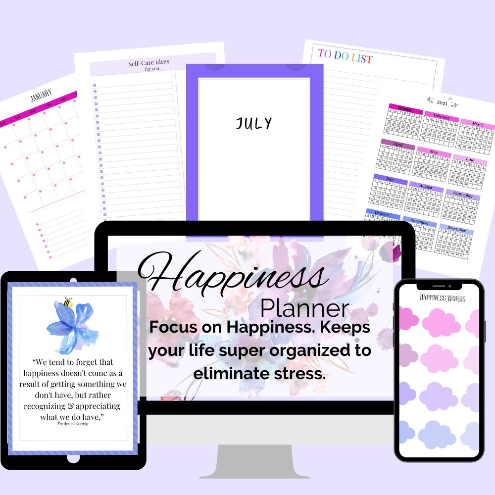 Ultimate Happiness Planner