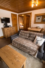 Chalet apartments for rent in the 3 Valleys