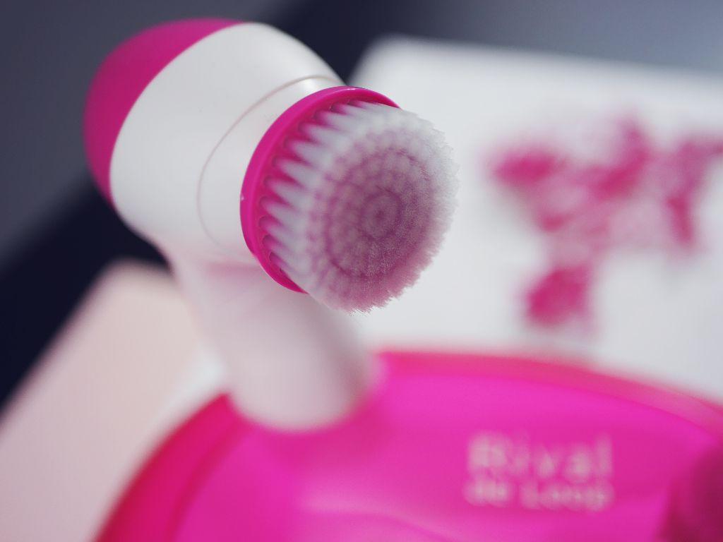 Gesichtsreinigungsbürste Rossmann pinkEdition 25