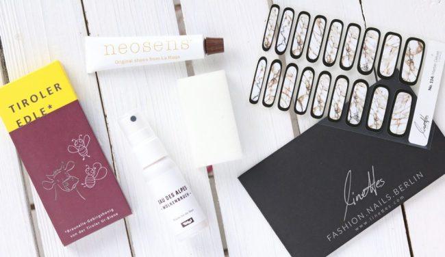 Goodie Bag Rebekka Ruetz Fashion Week Juli 2016 1 1000x579