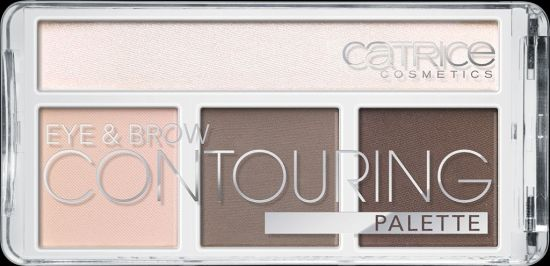 Catr EyeBrow Contouring Palette010 146599