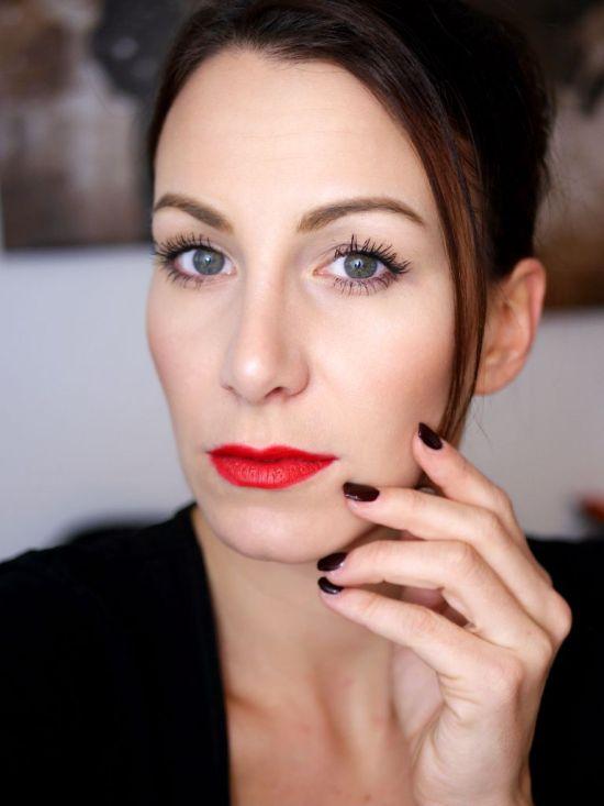 L.O.V serum foundation colorandcare lipstick dramaticvolumemascara eyebrow contouring palette selfconceptofjay 4