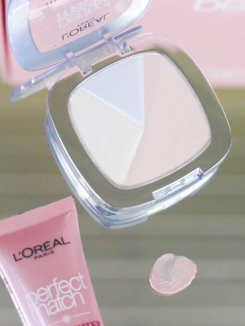 loreal perfect match glow highlighter 27