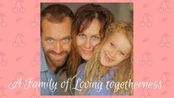 A Family of togetherness of Love