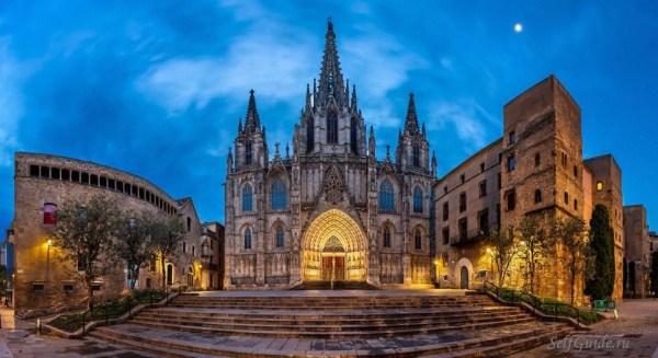 Маршрут: Старая Барселона - туристичский маршрут с картой ...