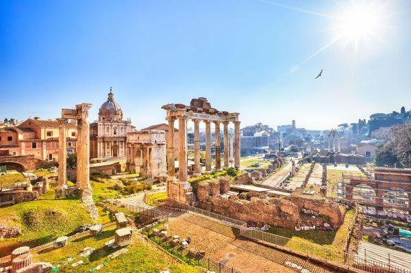 Палатинский холм в Риме - достопримечательности Палатина ...