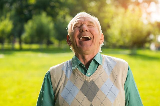 Risk of Dying in Seniors