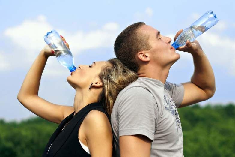 hydrogen water health