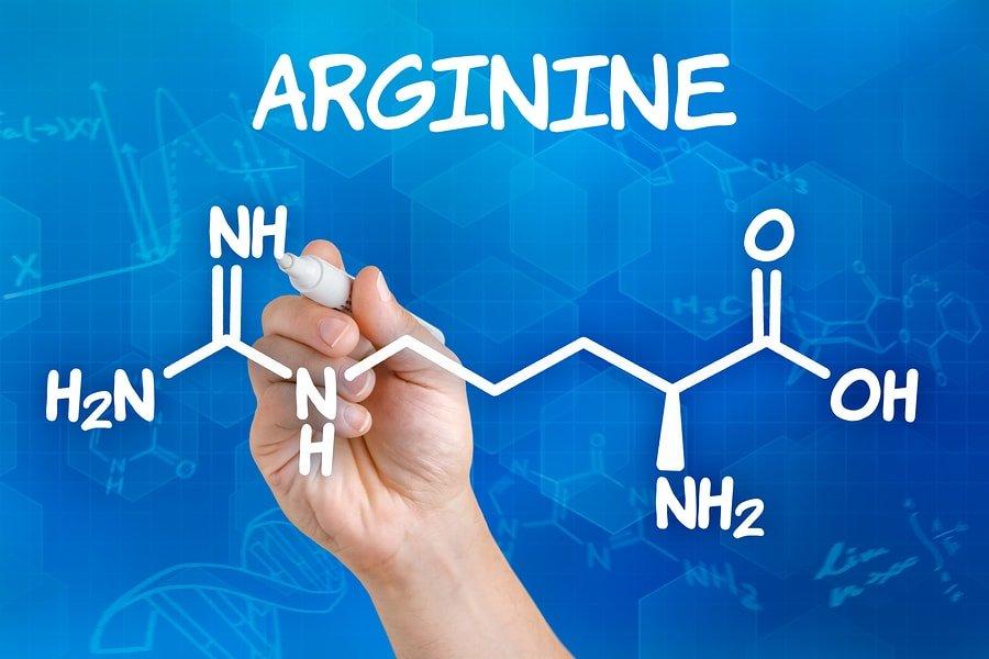 Arginine sperm count not tell