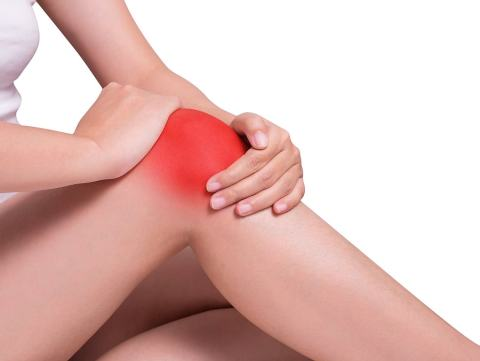 Knee pain and inflammation