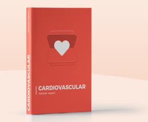 Cardiovascular DNA Wellness report