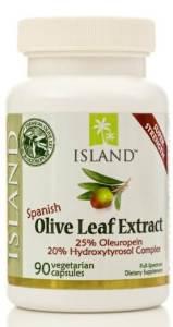 Olive Leaf Supplement