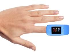 wearable oxygen monitor