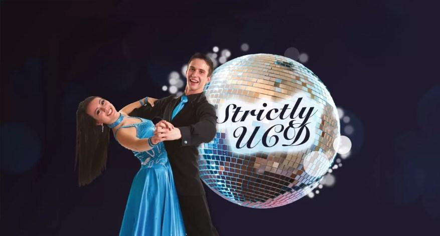 Strictly UCD Ballroom Dancing