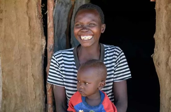 ANGELLA'S HOPE FOR A NEW LIFE