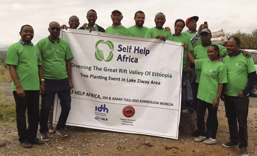 Tree Planting Self Help Africa