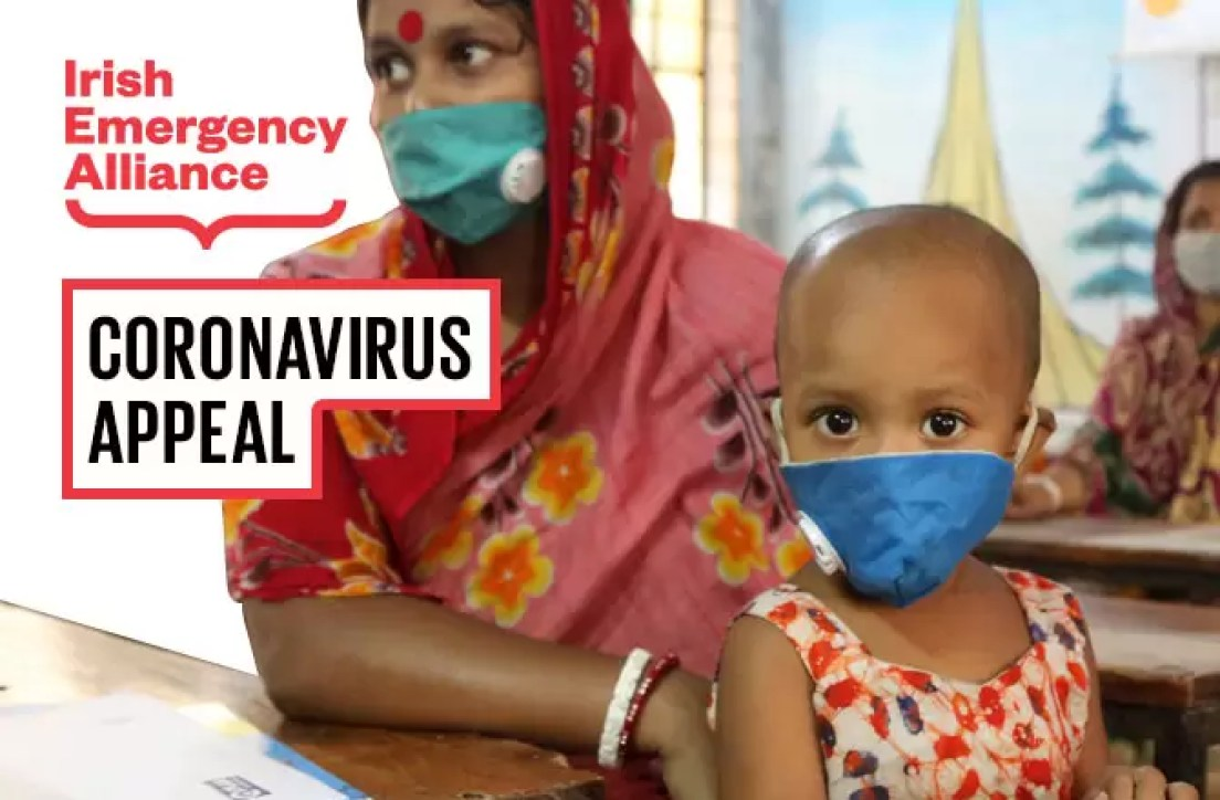ALLIANCE SUPPORTS CORONAVIRUS APPEAL