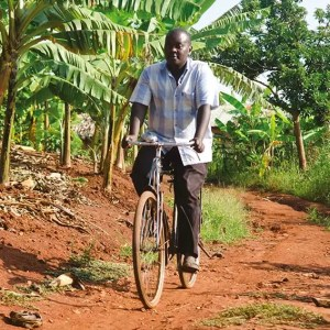 Christmas gift for Africa Bicycle