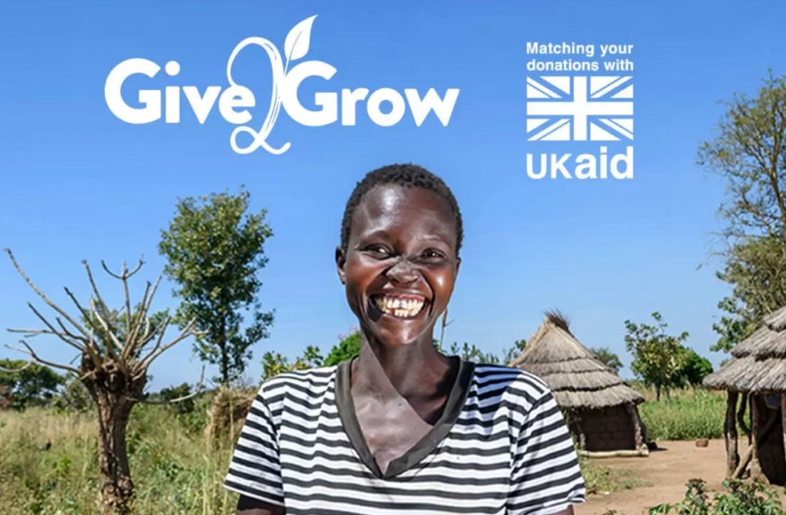 GIVE2GROW AND HAVE TWICE THE IMPACT
