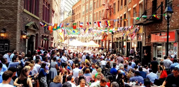 Stone Street Street Fest 2020