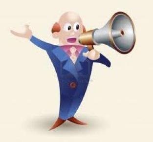 <u/>public speaking