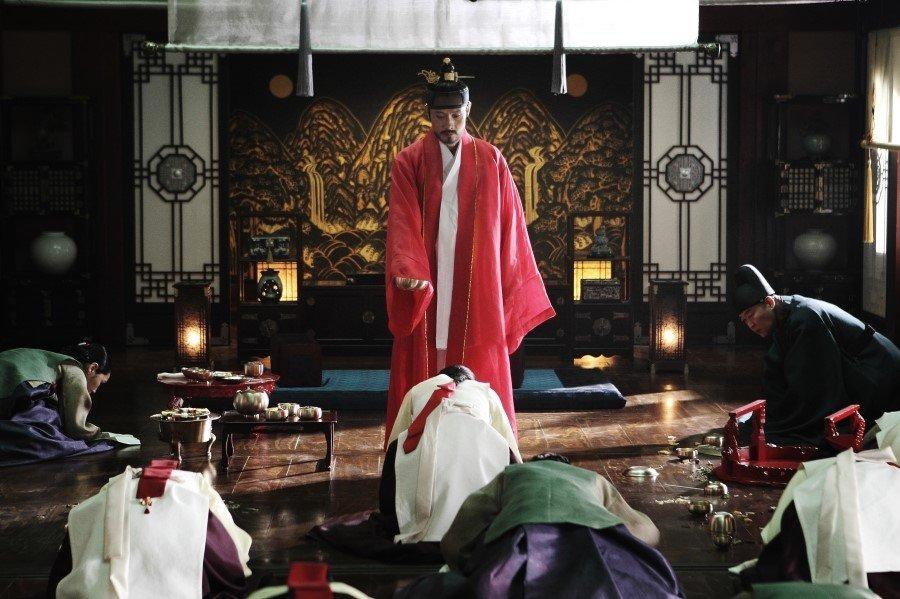 Masquerade (2012) - Hoàng đế giả mạo (2/3)