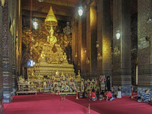 Phra Ubosot_The Buddha