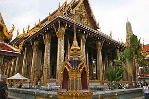 Wat Phra Kaew Chapel