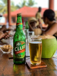 Club Premium Lager in Elmina, Ghana - image taken by DaniLew LLC with an iPhone XS