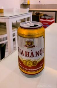 Bia Ha Noi Lager in Hanoi, Vietnam on SelfishMe Travel