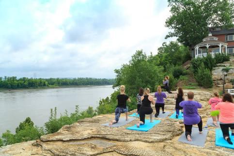 hermann hill gallery-yoga