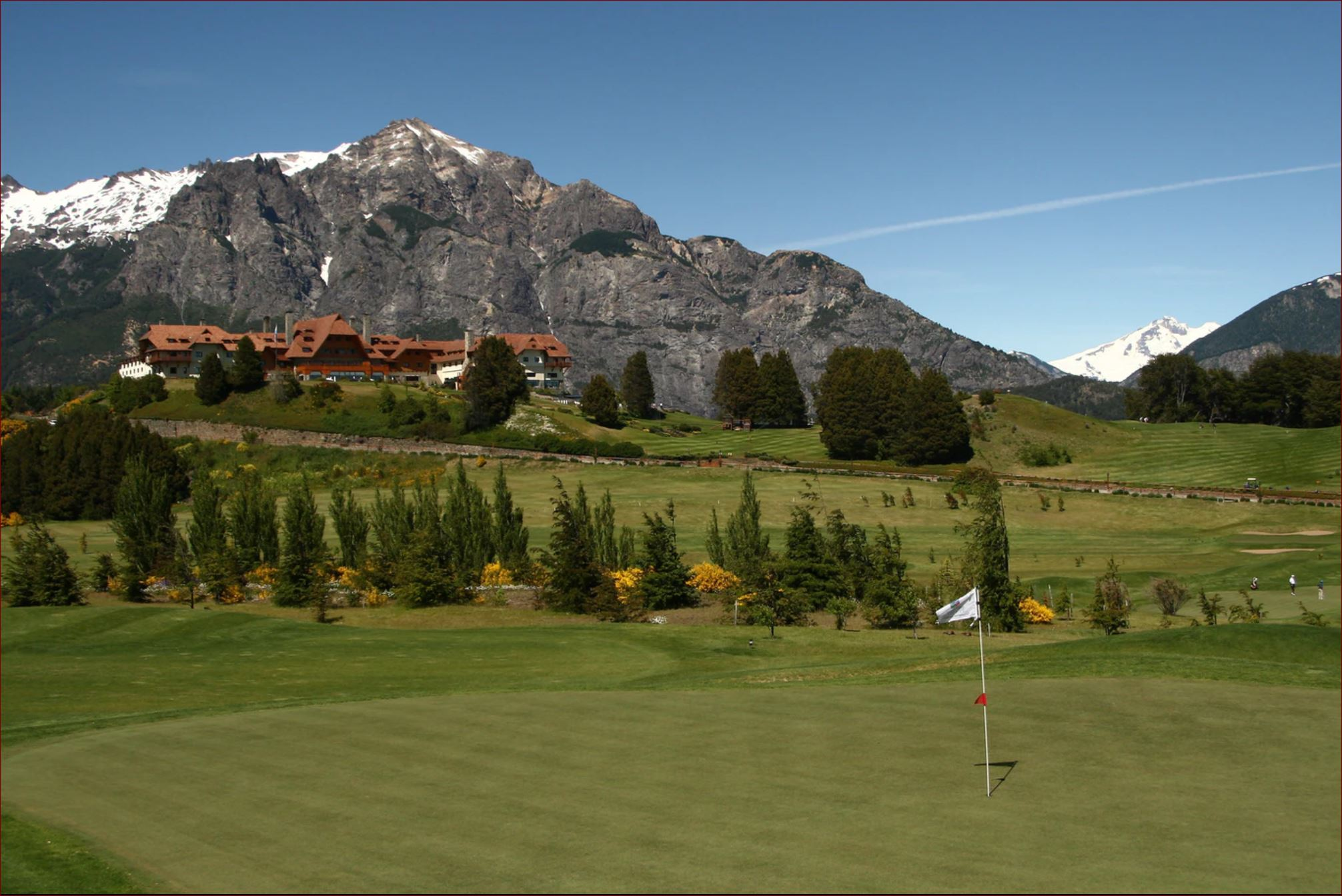 Llao Llao Resort, Golf - Spa on SelfishMe Travel